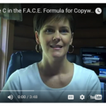 The C in the FACE Formula for Copywriting