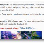 Web Page Review:  Best Move Forward.com