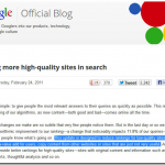 How Your Visitors (Unknowingly) Send Quality Signals to Google