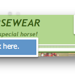 Web Page Review: Differentiating Yourself from the Competition (Horse Wear Site)