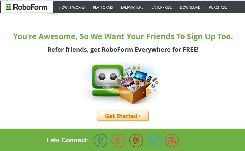 robo-form