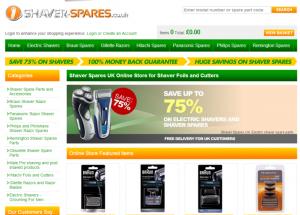 shaver-spares