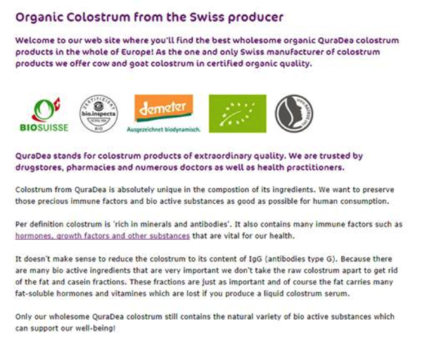 colostrum-page-view