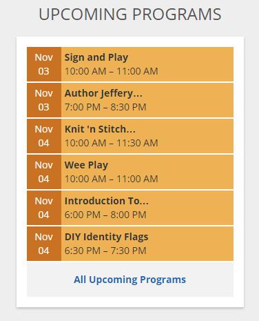 upcoming-programs