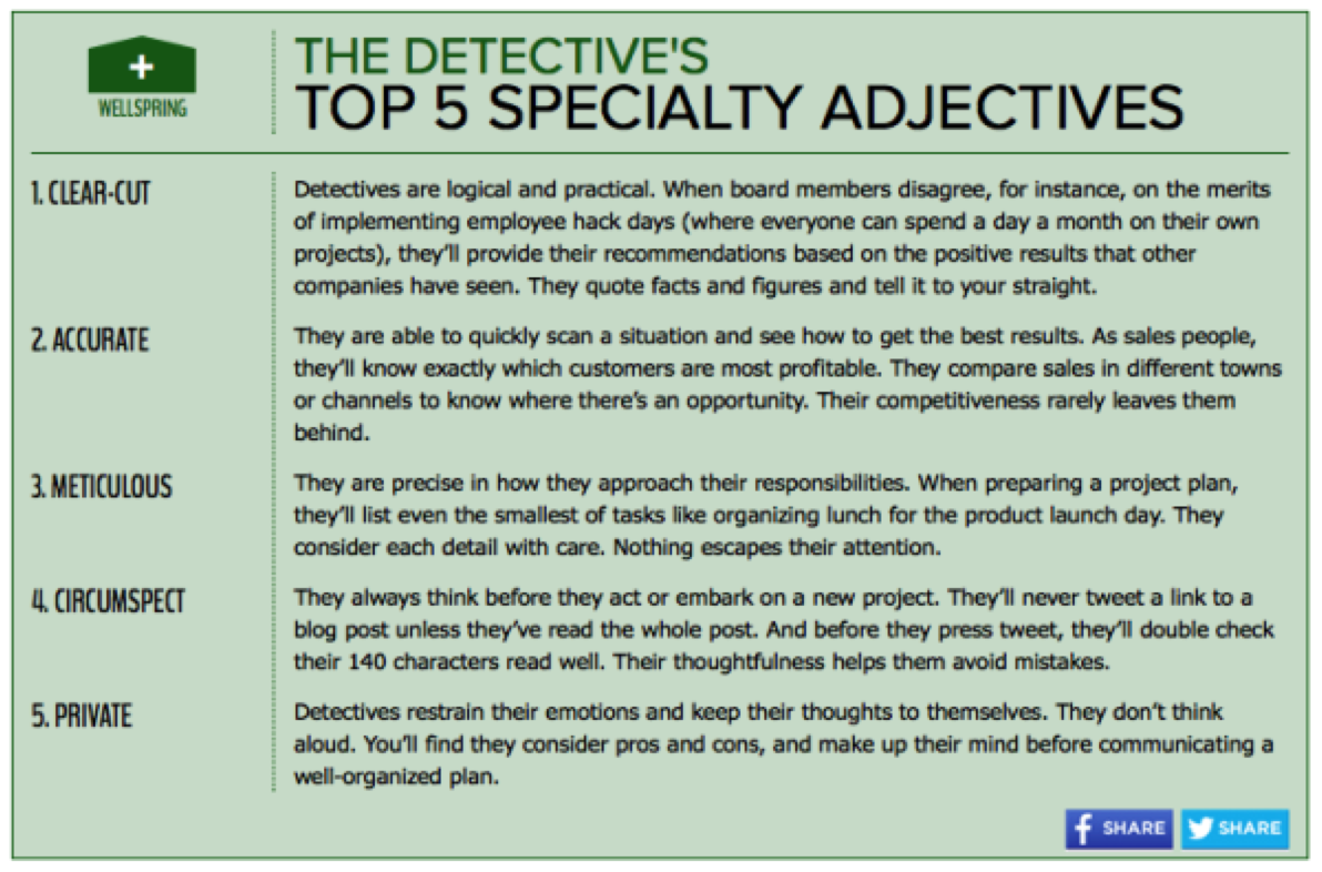 specialty-objectives
