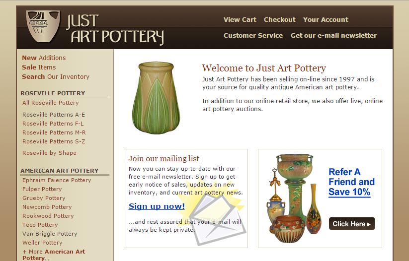 art-pottery