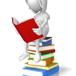marshmallow-woman-read-book