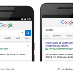 Google Releases Expanded Text Ads With Up to Double the Space