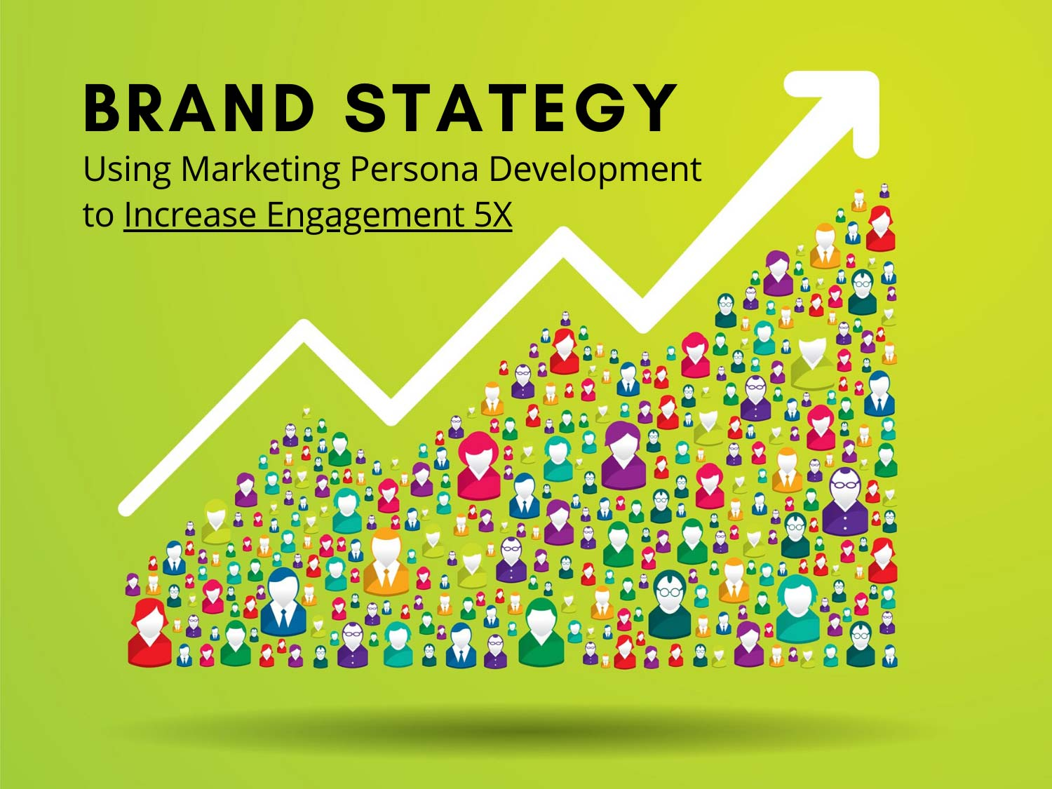 Branding Strategy: Using Marketing Persona Development to Increase Engagement 5X