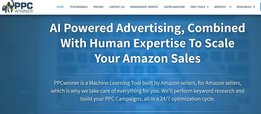 AmazonSellerTools ppcwinner