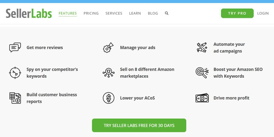 AmazonSellerTools sellerlabs