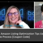 [DEMO] Pro Amazon Listing Optimization Tips Using Helium 10's Exclusive Process [Coupon Code]