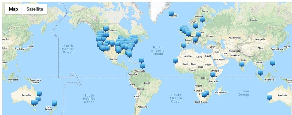 Affiliate Marketing Ideas Map