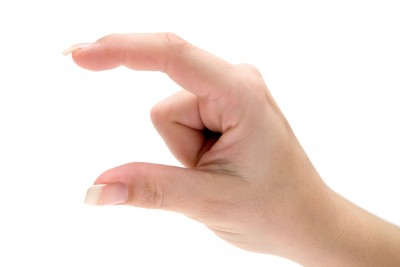 short fingers represent short seo copywriting