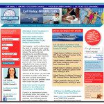 Copywriting for Princess Cruise Line cruise site