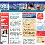 Copywriting for Princess Cruise Line cruise site