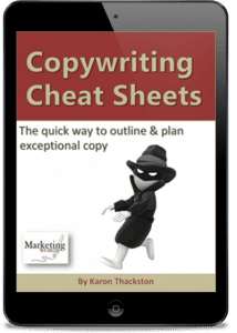 Copywriting Cheat Sheets