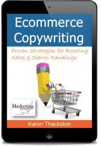 ecommerce copywriting ebook cover
