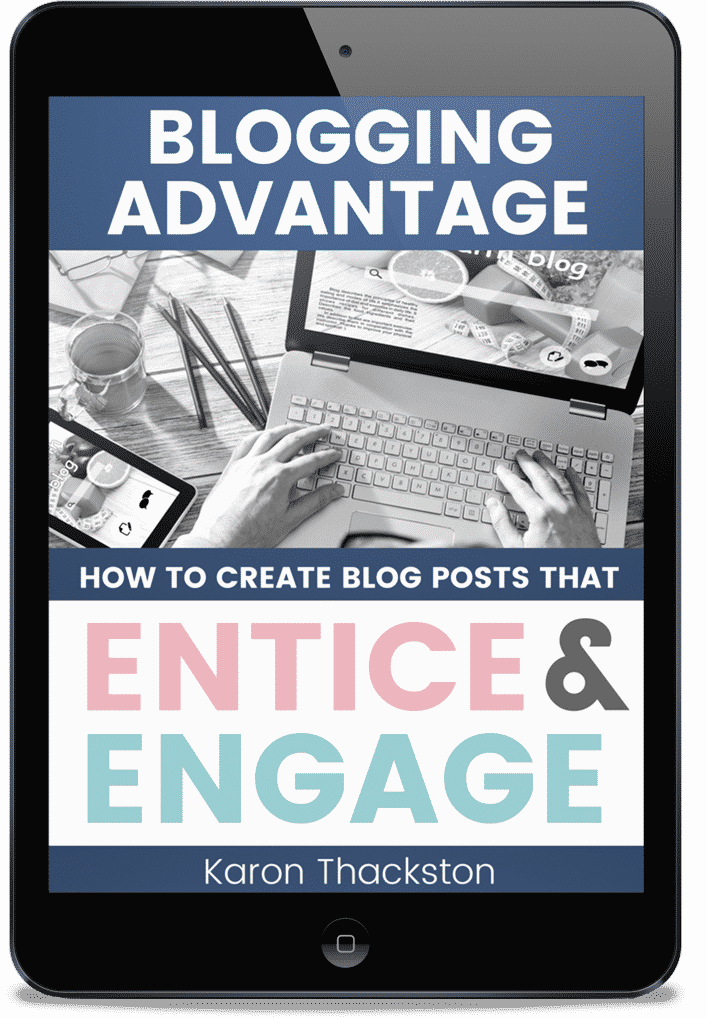 Blogging Advantage