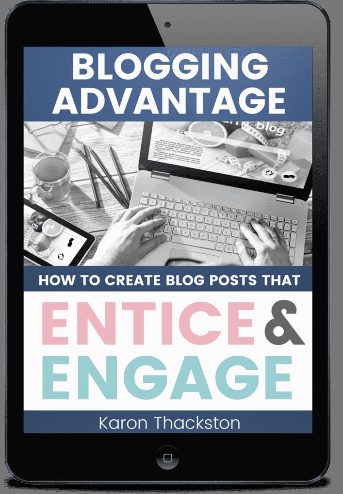 Blogging Advantage