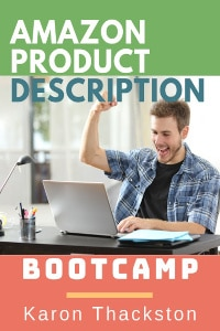 Amazon Product Description Boot Camp