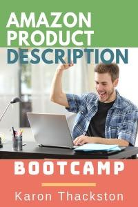 Amazon Product Description Boot Camp