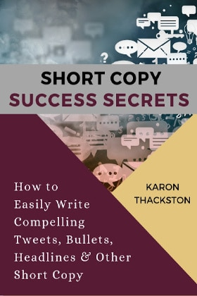Short Copy Success Secrets
