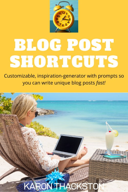 Blog Post Shortcuts
