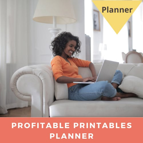 Profitable Printables Planner